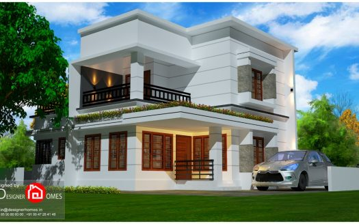 Contemporary homes Kerala