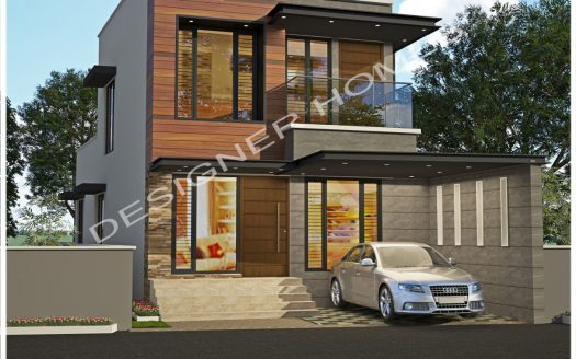 Contemporary Model House Plans