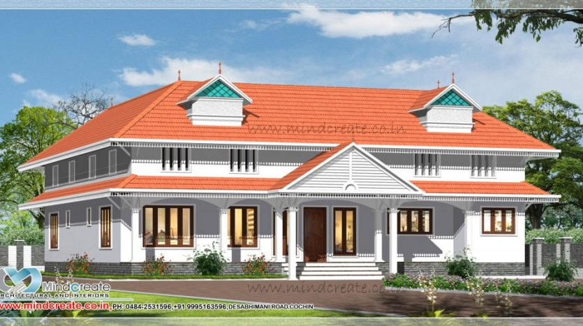 Kerala-Model-Elevations