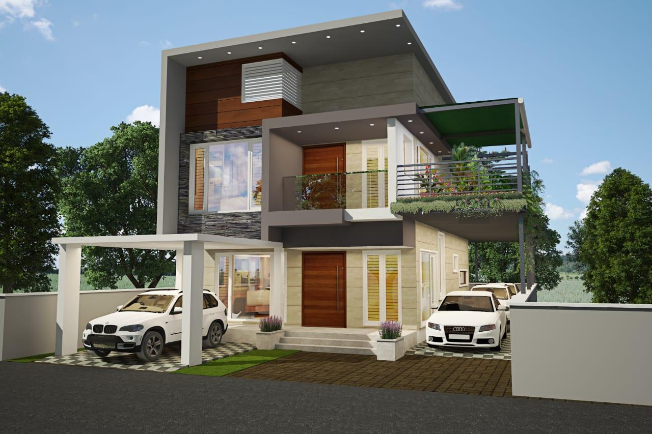 kerala model contemporary plans kerala model home plans