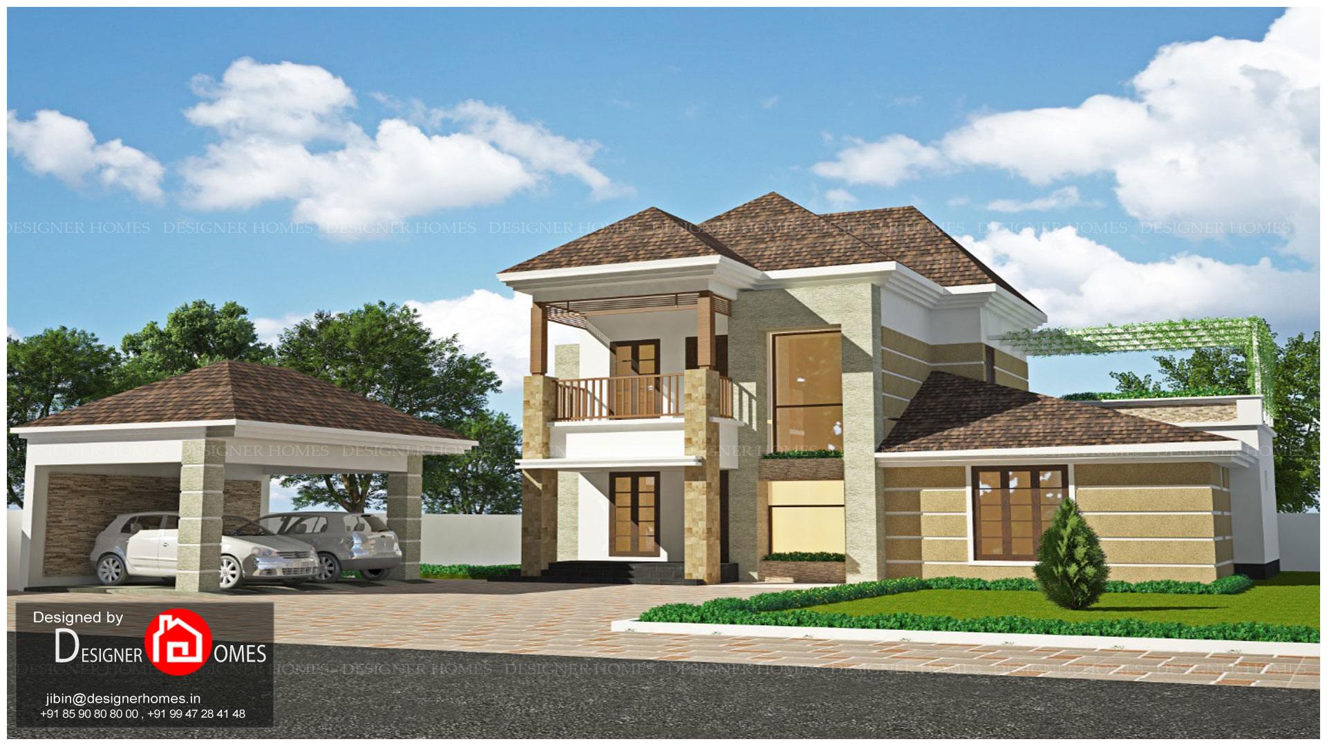 Kerala House Plans And Elevations Kerala Model Home Plans