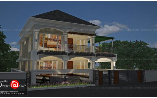 European Style House Design