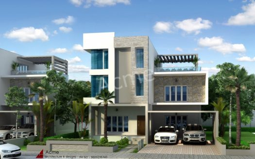 Contemporary house design plans
